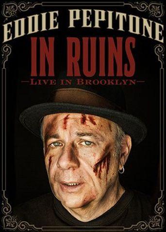 Eddie Pepitone: In Ruins Poster