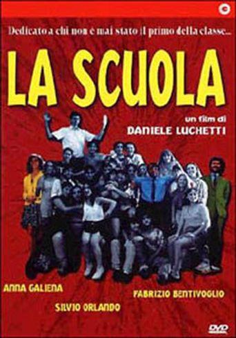 La scuola Poster