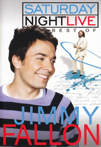 Saturday Night Live: The Best of Jimmy Fallon Poster