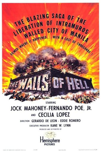 The Walls of Hell Poster