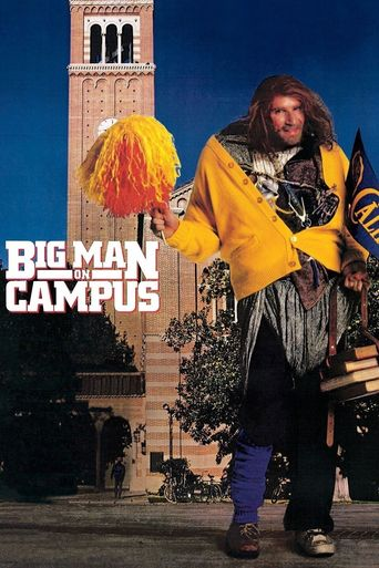 Big Man on Campus Poster