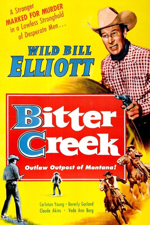 Bitter Creek Poster