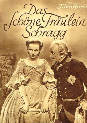 Das schöne Fräulein Schragg Poster