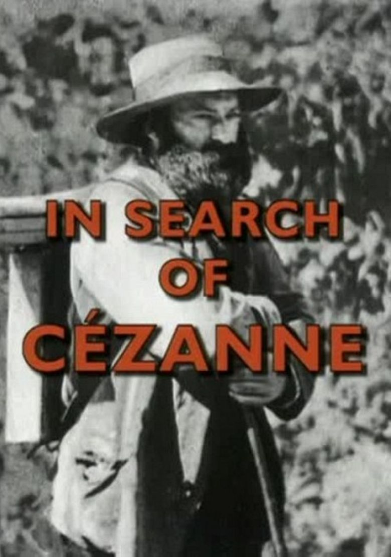In Search of Cezanne Poster