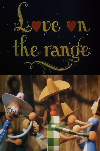 Love on the Range Poster