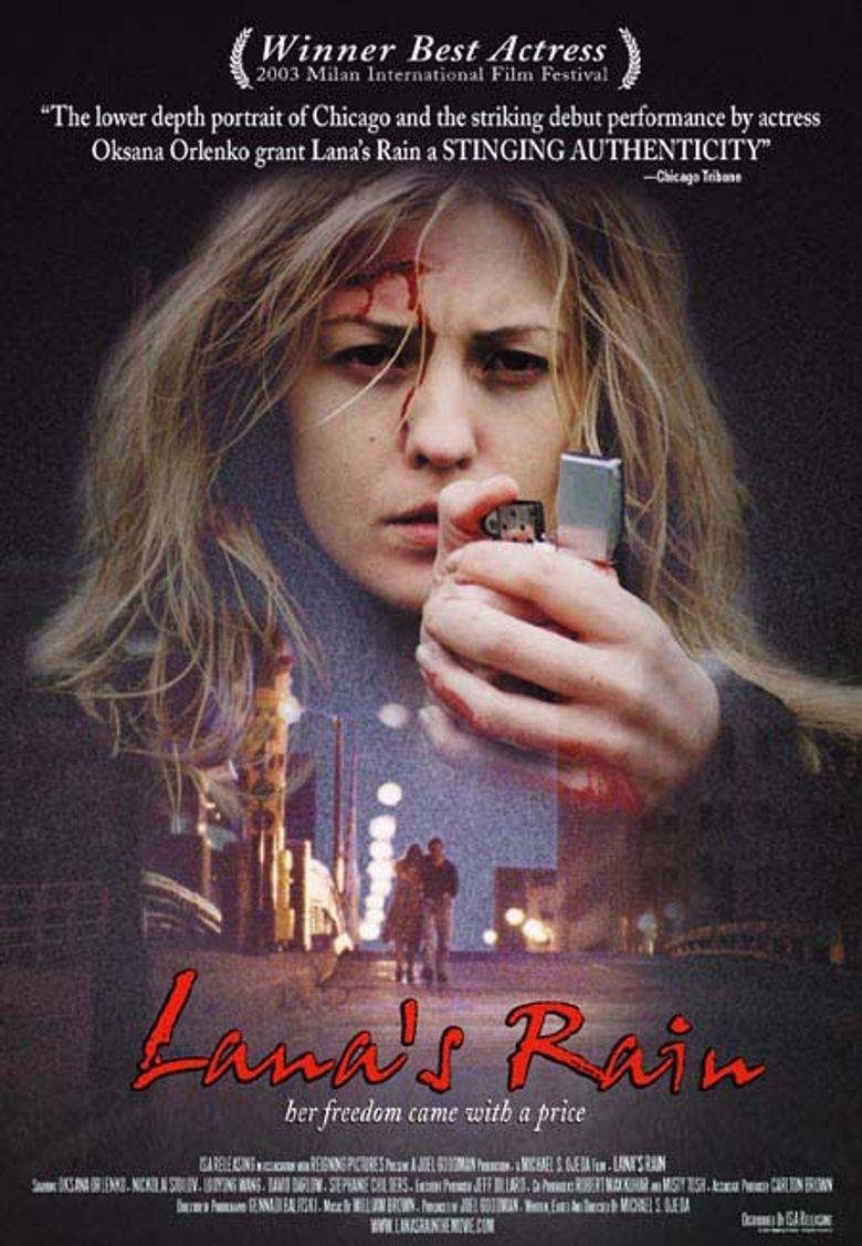 Lana's Rain Poster