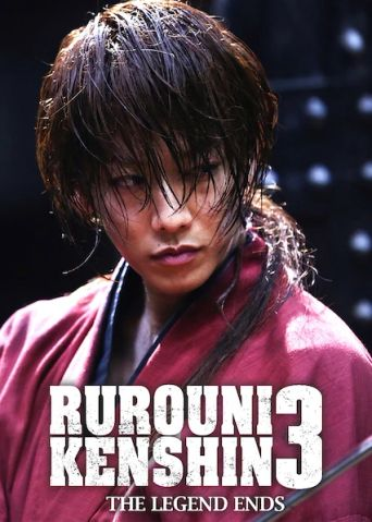 Rurouni Kenshin Part III: The Legend Ends Poster