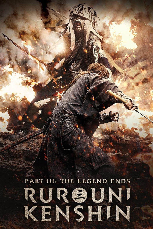 Rurouni Kenshin Part III: The Legend Ends Poster