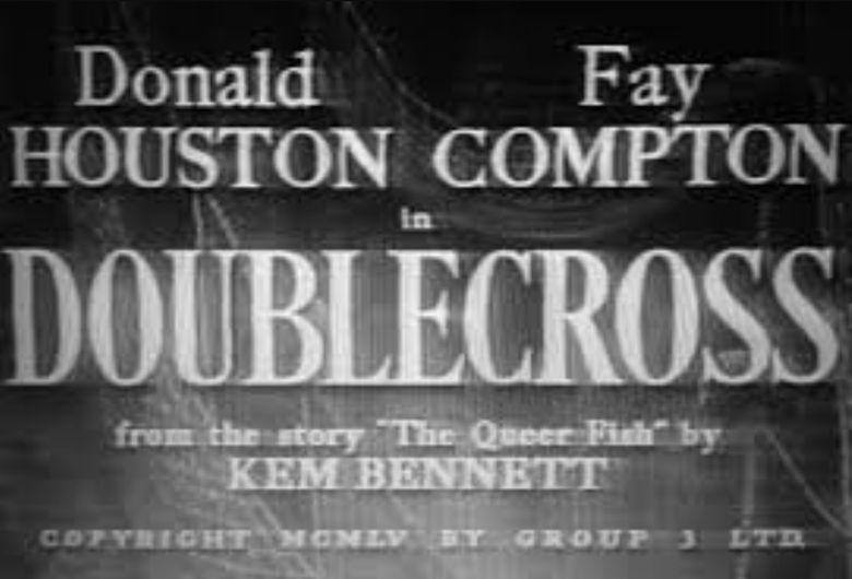Doublecross Poster