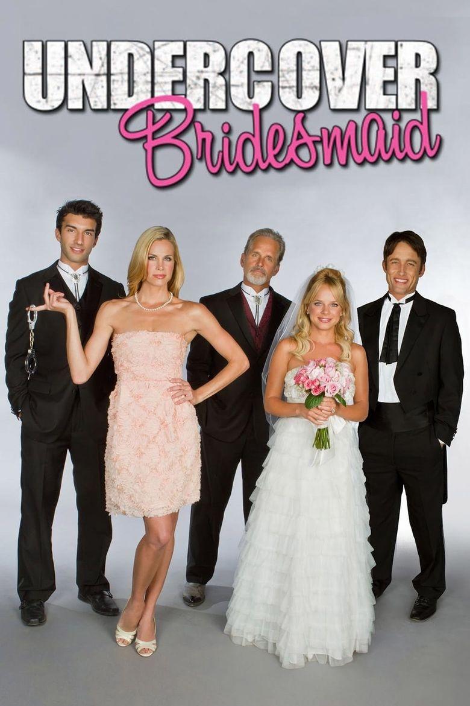 Undercover Bridesmaid Poster