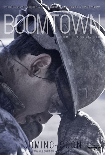Boomtown Poster