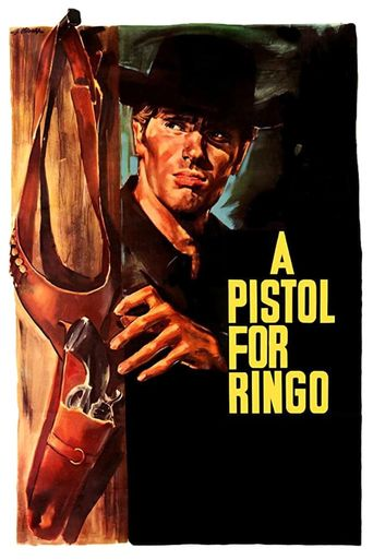 A Pistol for Ringo Poster