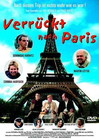 Verrückt nach Paris Poster