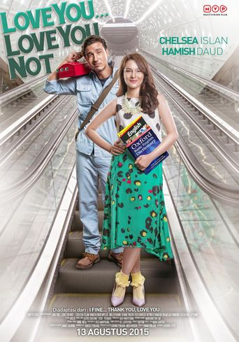 Love You... Love You Not... Poster