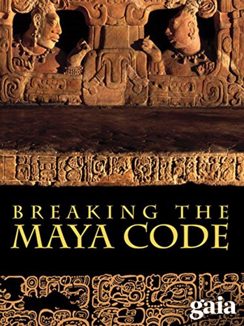 Breaking the Maya Code Poster