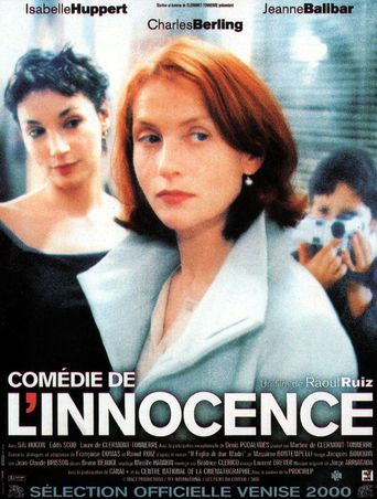Comedy of Innocence Poster