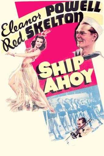 Ship Ahoy Poster