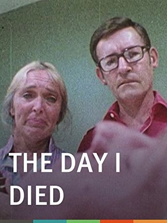 The Day I Died Poster