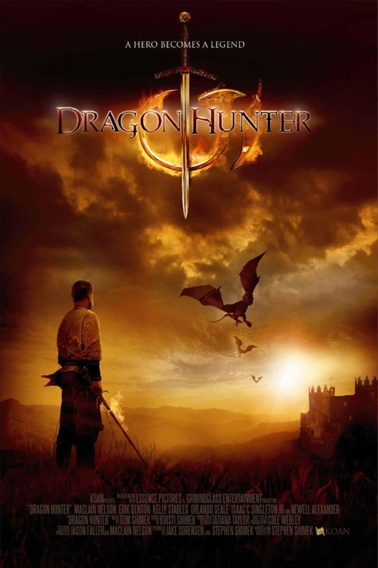 Dragon Hunter Poster