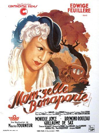 Mam'zelle Bonaparte Poster