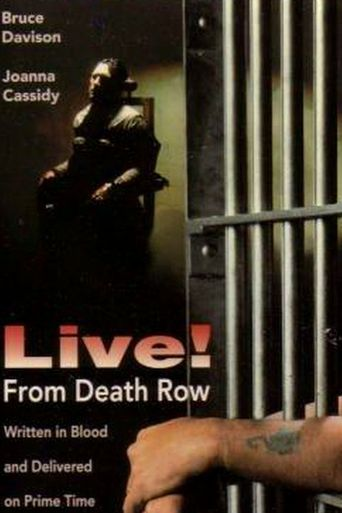 Live! From Death Row Poster