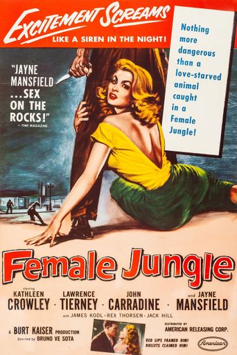 Female Jungle Poster