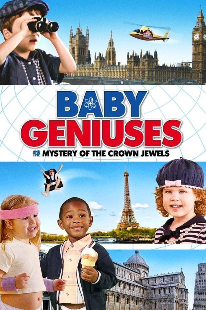 Baby Geniuses 3: Baby Squad Investigators Poster