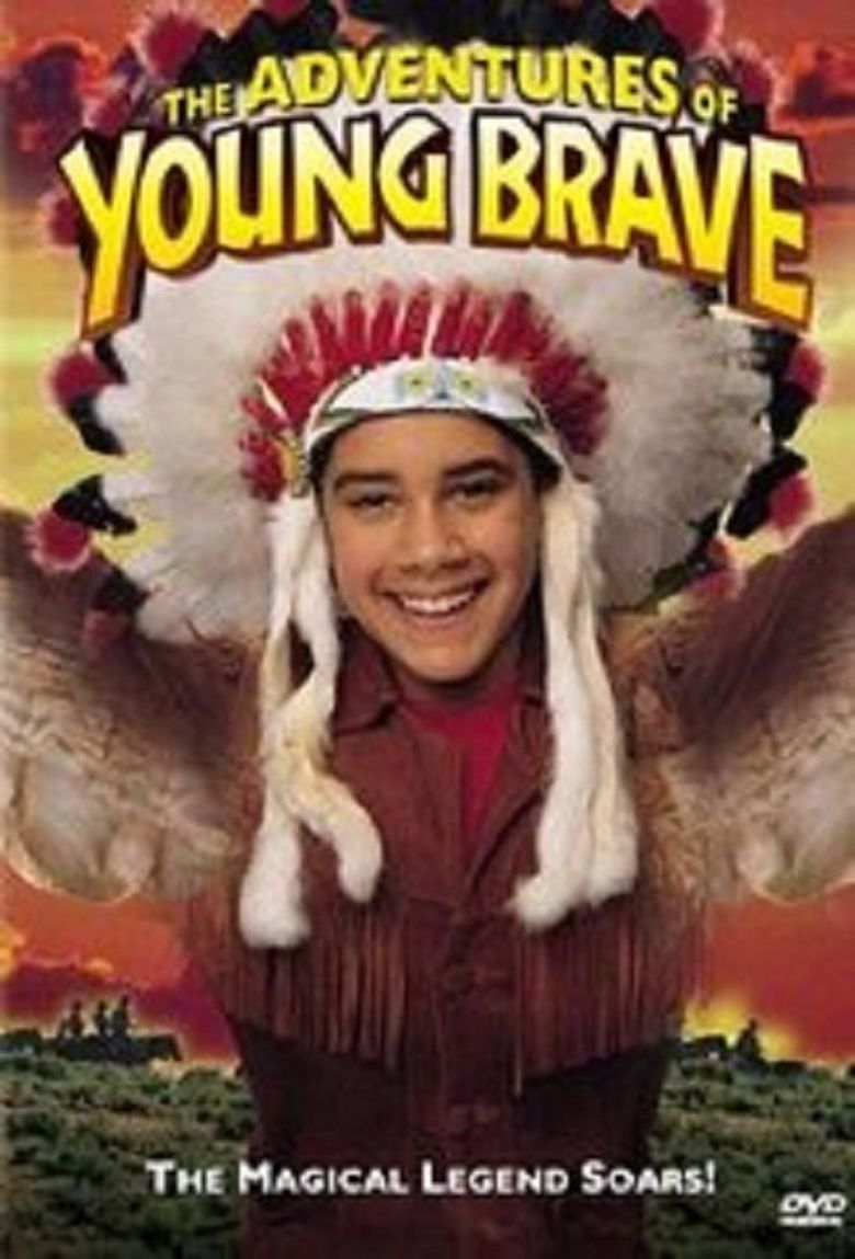 The Adventures of Young Brave Poster
