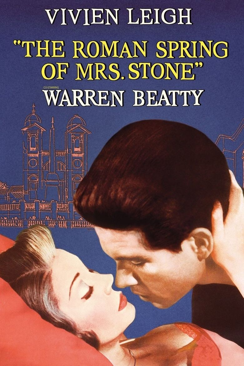 The Roman Spring of Mrs. Stone Poster