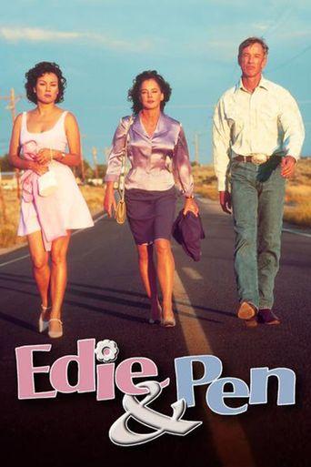 Edie & Pen Poster