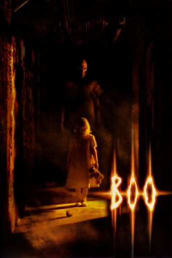 Boo Poster