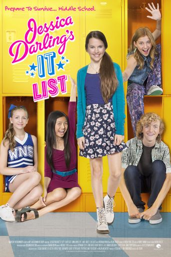 Jessica Darling's It List Poster