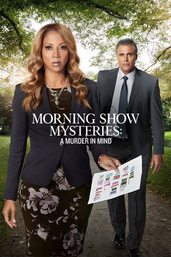 Morning Show Mysteries: A Murder in Mind Poster