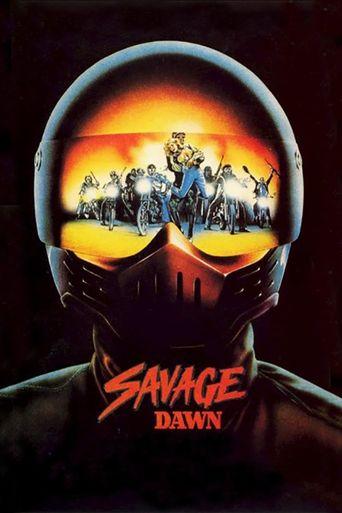 Savage Dawn Poster
