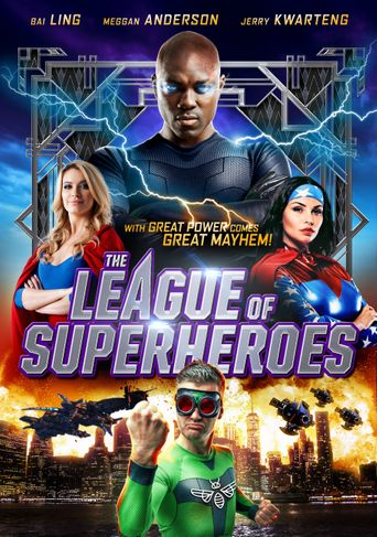 ABCs of Superheroes Poster