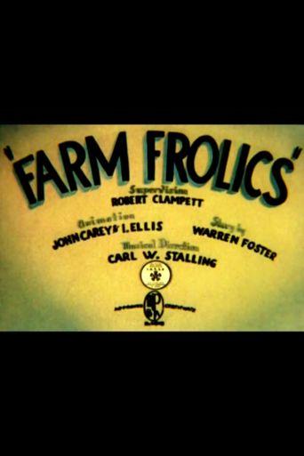 Farm Frolics Poster