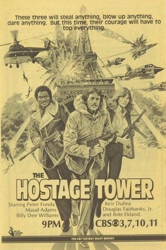 The Hostage Tower Poster