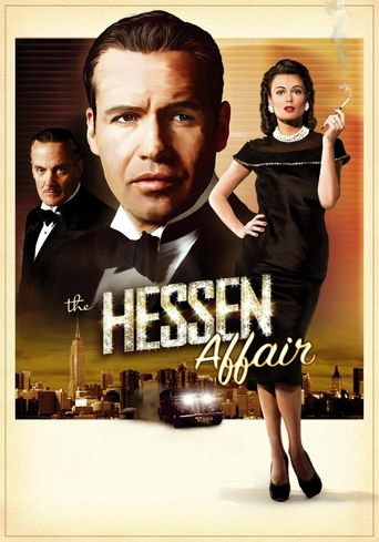 The Hessen Affair Poster