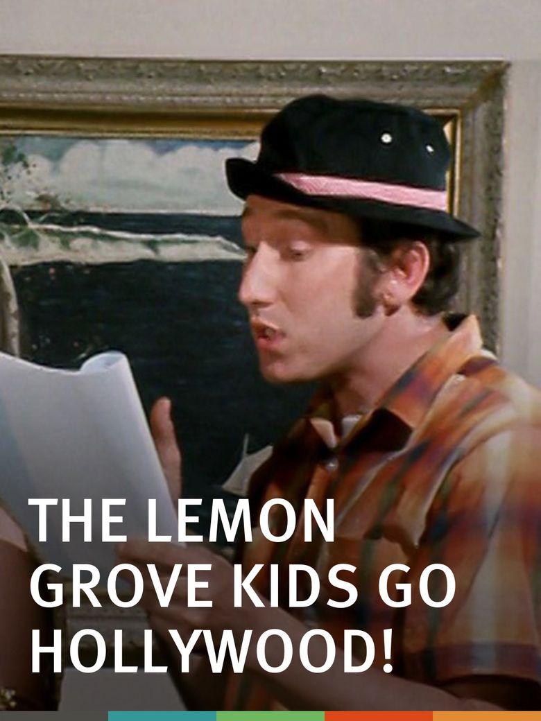 The Lemon Grove Kids Go Hollywood! Poster