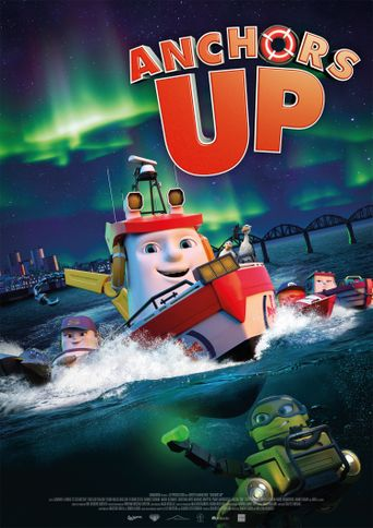 Anchors Up Poster