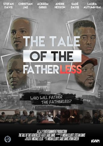 The Tale of the Fatherless Poster