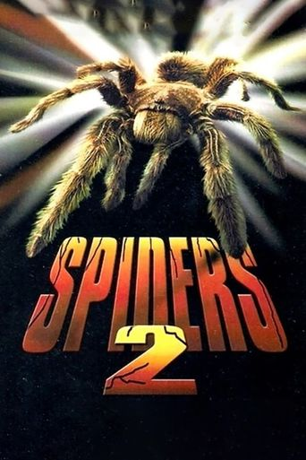 Spiders 2: Breeding Ground Poster