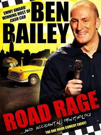 Ben Bailey: Road Rage Poster