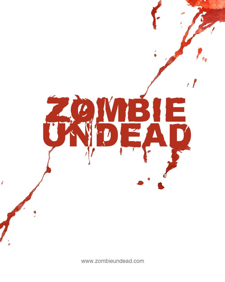 Zombie Undead Poster