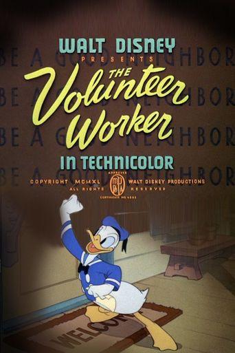 The Volunteer Worker Poster