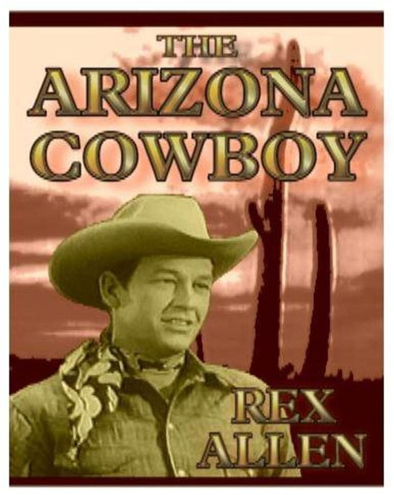 The Arizona Cowboy Poster