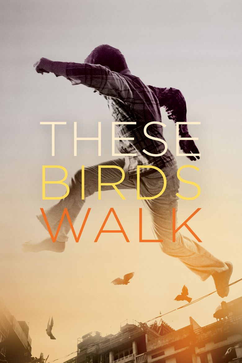 These Birds Walk Poster