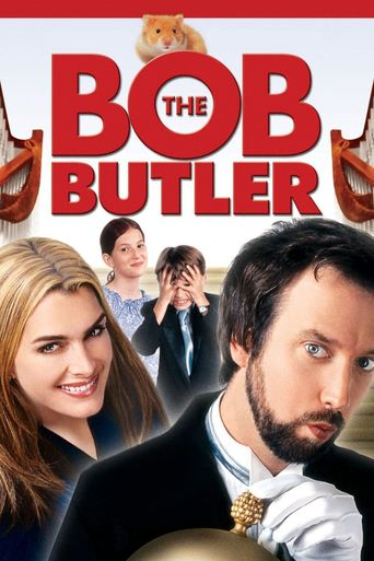 Bob the Butler Poster