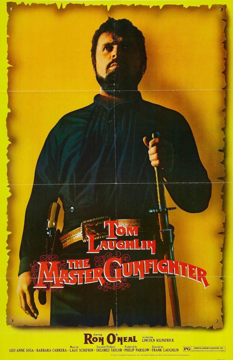 The Master Gunfighter Poster