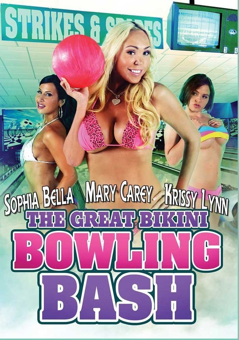 The Great Bikini Bowling Bash Poster